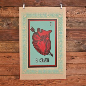 El Corazon Hammer Press