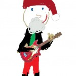 Wilton Wilberry_Rock N Roll Santa_3